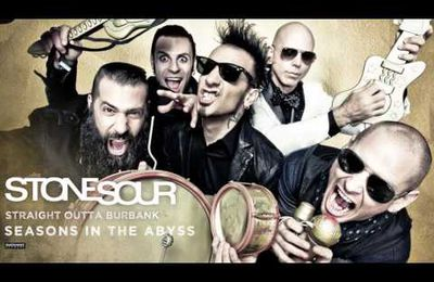 Reprise de Seasons in the Abyss par STONE SOUR