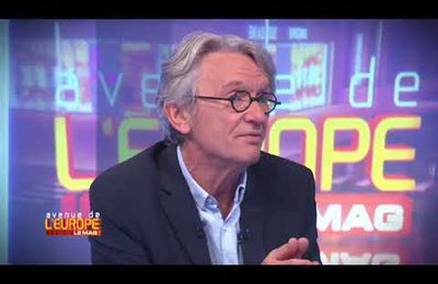 Jean-Claude Mailly invité de Véronique Auger sur France 3