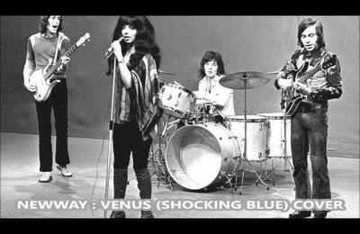 NEWWAY : VENUS (SHOCKING BLUE) COVER