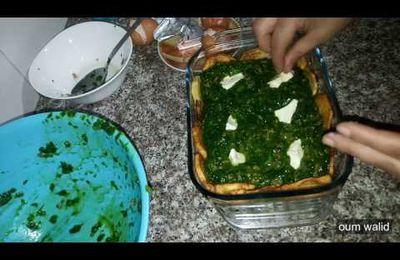 مطبخ ام وليد غراتان السلق صحي و سريع***