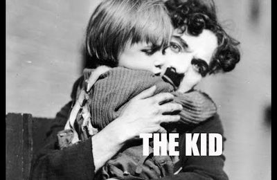 The Kid. Charlie Chaplin