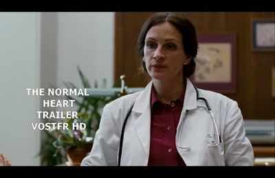 """The normal heart"". De Ryan Murphy. Par Milie Rou."
