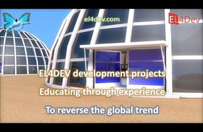 Change the world EL4DEV - Educating through experience Morocco France Mediterranean Europe Africa Marrakech Bordeaux Social Development Tourism