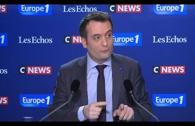 Florian Philippot sur CNEWS et Europe 1