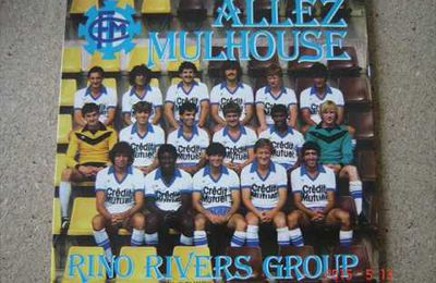 RINO RIVERS GROUP - ALLEZ MULHOUSE