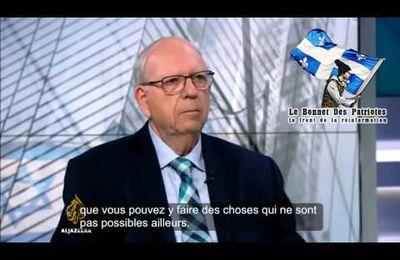 Un ancien directeur du Mossad confirme : les terroristes d'al-Qaïda sont soignés en Israël (Vidéo)