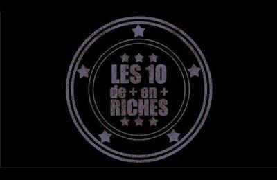 Ce que représentent les 10 plus grandes fortunes françaises !