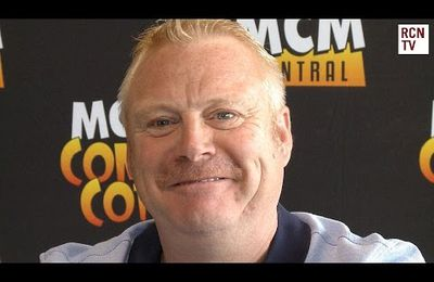 Interview Thomas Craig MCM Comic Con Londres