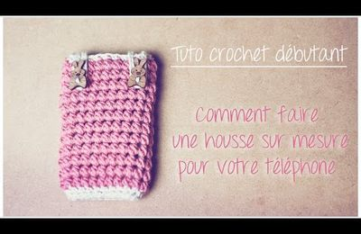 DIY : Do It Yourself : Sac et pochette au crochet