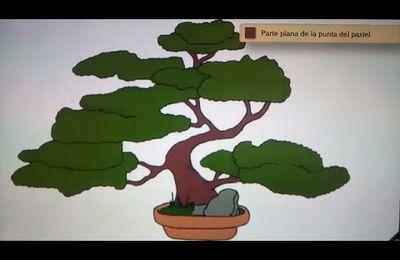 Como dibujar un bonsai - Art Academy Atelier Wii U
