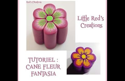 Tuto vidéo By Little Red's Creations
