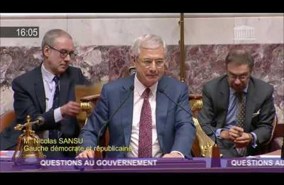 Question de Nicola Sansu au gouvernement sur la Poste