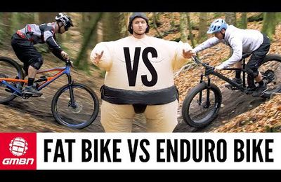 Fat Bike Vs. Enduro Bike