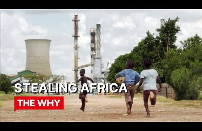 Stealing Africa - Why Poverty? How much profit is fair?