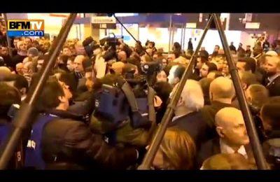 Hollande hué au salon de l'agriculture (vidéos)