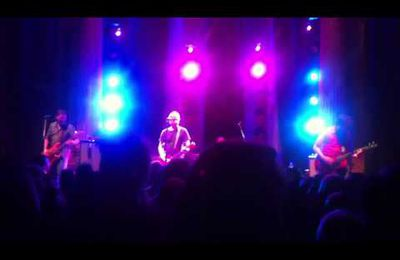 Mudhoney hier soir en concert à Stockholm (08/05/2015)