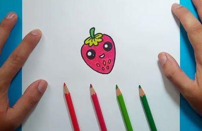 Como dibujar una fresa paso a paso