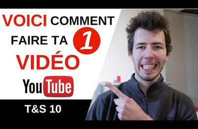 Vidéo blogue – réaliser votre première vidéo