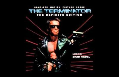 OST DU DIMANCHE The Terminator Soundtrack - Main Theme
