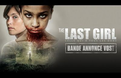 L'œil de Crazy Bug : The Last Girl - Celle qui a tous les dons