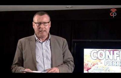 Conférence de Pierre Hillard à Nice L'atlas du mondialisme