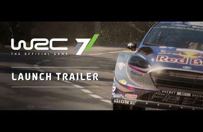 WRC 7 est enfin sorti !!!