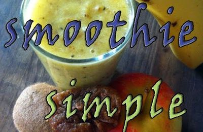 Comment réaliser simplement un smoothie sans smoothie maker ou blender