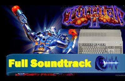 Musique de jeux vidéo: Turrican II: The Final Fight - Full Soundtrack (Amiga)