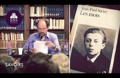 """Jean-Paul Sartre : """"Un enfant, ce monstre que les adultes fabriquent avec leurs regrets""""..."""