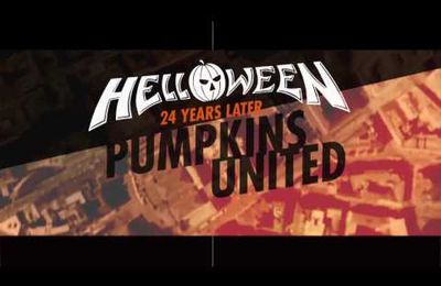 So far confirmed dates of HELLOWEEN's 'Pumpkins United' shows