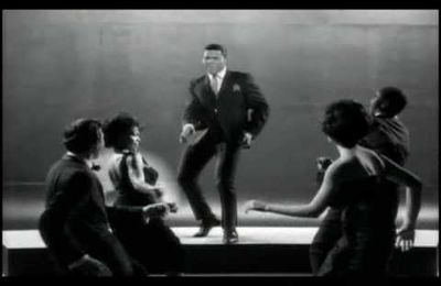 """One track a day: """"Lose youre inhibitions twist"""" by Chubby Checker"""