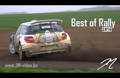 Best of Rally 2016
