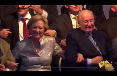 Bal National 2013 - Sire, ik hou van U, je t'aime tu sais