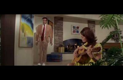 "Claudine Longet, ""Nothing to lose"""