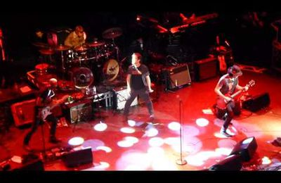 The Who : Anniversaire du groupe avec Eddie Vedder