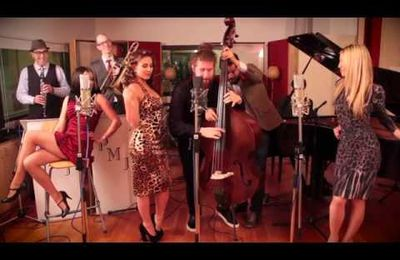 All About That Bass - Postmodern Jukebox