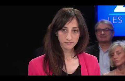 Macron dépêche l'inculte députée Anissa Kheder à l'OTAN