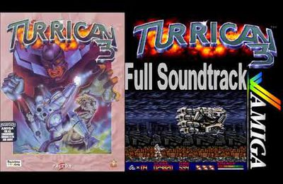 Turrican 3 - Full Soundtrack (Amiga) 🎧🎼