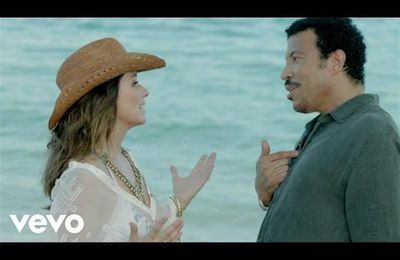 Endless Love - Lionel Richie - Diana Ross - Shania Twain