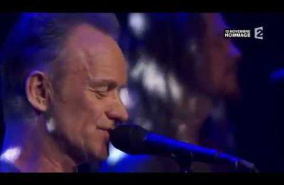 Sting @ Bataclan - Live 2016 in Paris Full HD...