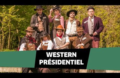 La présidentielle, version western