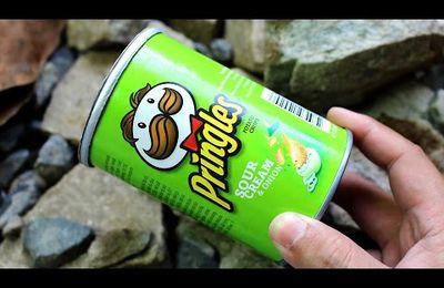 Avec Mr. Pringles, vous êtes un winner