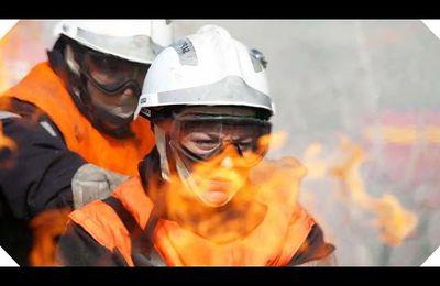 Les Hommes ( et Les Femmes ) du feu 🔥 première bande-annonce avec l'excellente Émilie Dequenne