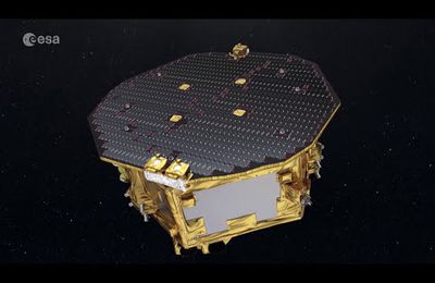 Lisa pathfinder fin d'une mission