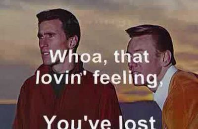 "The Righteous Brothers: le slow de l'année "" You've lost that loving feeling"""
