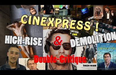 CINEXPRESS ! - High-Rise & Demolition (Formule 2 en 1)