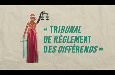Qu'est-ce que le CETA ? - Episode 42...Le tribunal de règlement des différents, cqfs