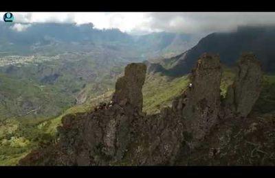 La Réunion vue d'en haut !