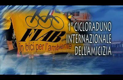 1° CICLORADUNO INTERNAZIONALE DELL'AMICIZIA