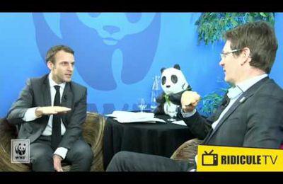 """Macron : """"L'argent ne se mange pas, il ne se respire pas"""" [Vidéo]"""